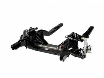 Hydroformed Subframe Complete Detroit Speed Ease Of Bolt-On