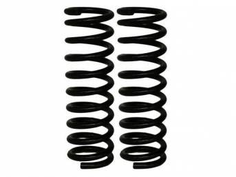 COIL SPRING SET, Front, Replacement Style Repro