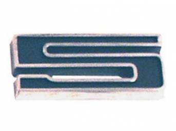 Emblem, Fender / Hood, *5*, 5/8 inch tall