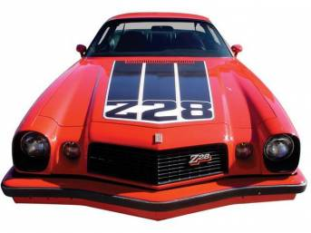 DECAL KIT, Z/28, Red / White / Blue