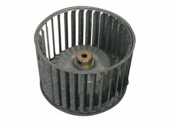 FAN / IMPELLER, A/C / Heater Blower Motor, Replacement part by Standard