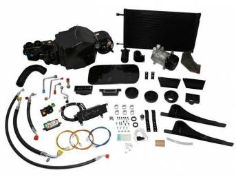 A/C SYSTEM, AFTERMARKET *PERFECT FIT ELITE*, COMPLETE ** TO COMPLETE KIT SEE GROUP C-9171A FOR COMPRESSOR MOUNT, TOTAL KIT PRICE $1499.95 ** USE R-134A FREON