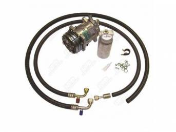 Upgrade Kit Compressor 134a Us-Made To Complete Kit