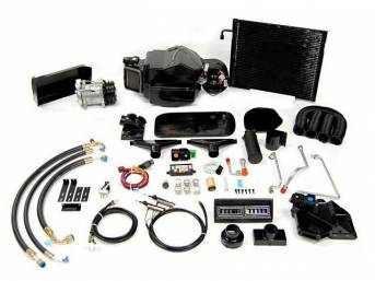 A/C SYSTEM, AFTERMARKET *PERFECT FIT ELITE*, COMPLETE  ** TO COMPLETE KIT SEE GROUP C-9171A FOR COMPRESSOR MOUNT, TOTAL KIT PRICE $1499.95 **