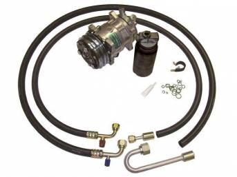 UPGRADE KIT, Compressor, R-134a refrigerant  ** To