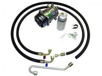 UPGRADE KIT, Compressor, R-134a refrigerant, US-Made  **