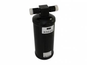 RECEIVER DRIER, A/C Refrigerant, Replacement part by Standard   ** Works for R-12 and R-134A refrigerant **