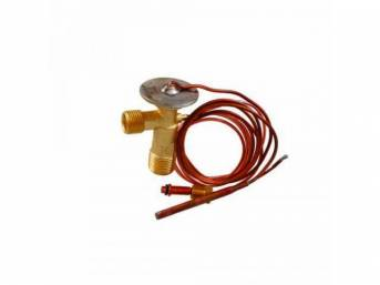 VALVE, A/C Evaporator Expansion, Replacement part by Standard   ** works w/ R-12 or R-134A refrigerant **