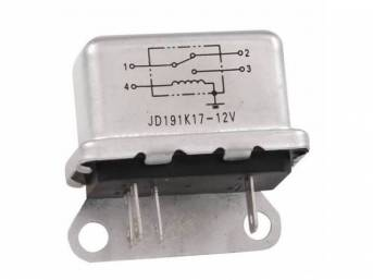 Relay A/C / Blower Motor Cutout Replacement Part