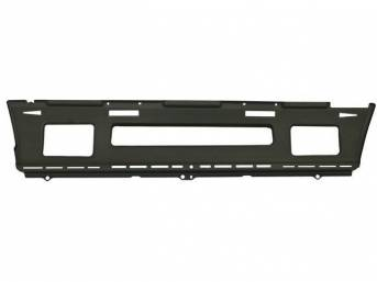 DASH PLATE, Carrier Assy, Instrument mounting, steel, use