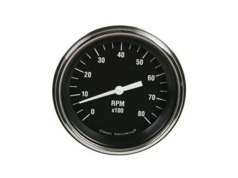 Gauge Tachometer Classic Instruments Hot Rod Series Gauge