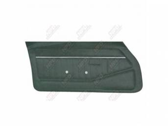 Panel Set Premium Inside Door Std Light Green