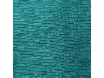 Headliner Premium Linedot Grain Turquoise Does Not Include