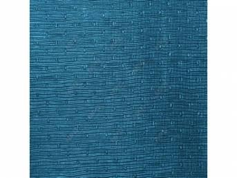 Headliner Premium Linedot Grain Bright Blue Does Not