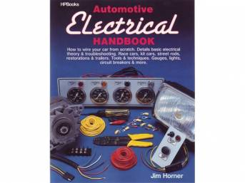 BOOK, AUTOMOTIVE ELECTRICAL