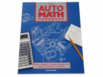 BOOK, AUTO MATH HANDBOOK