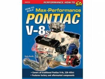BOOK, How To Build Max Performance Pontiac V-8s,