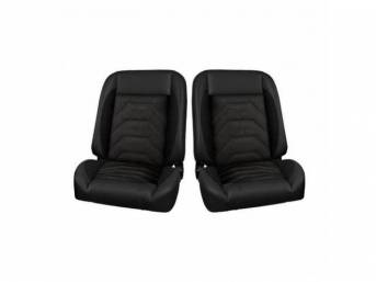 TMI Pro Classic Series Sport S Style Complete Seat Set