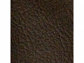 Sierra Grain Vinyl Yardage, Black, 54 inch X 72 inch section, rolled