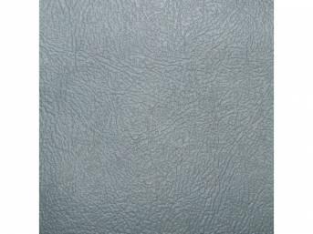 Sierra Grain Vinyl Yardage, Light Blue, 54 inch X 72 inch section, rolled
