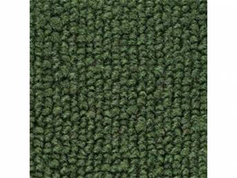 CARPET, Raylon Weave, medium green