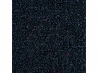 CARPET, Raylon Weave, medium blue, mass backed, *