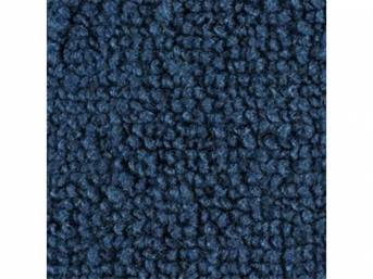 CARPET, Raylon Weave, medium blue, * Ships from