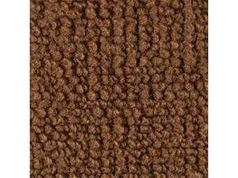 CARPET, Raylon Weave, ginger, mass backed
