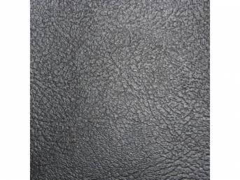 Trim Panel Rear Seat Black Pui Seville Grain