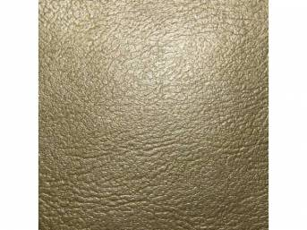 Trim Panel Rear Seat Gold Pui Madrid Grain