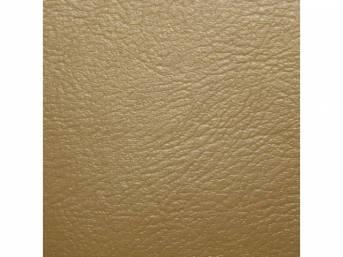 Upholstery Set Rear Seat Saddle Madrid Grain Vinyl