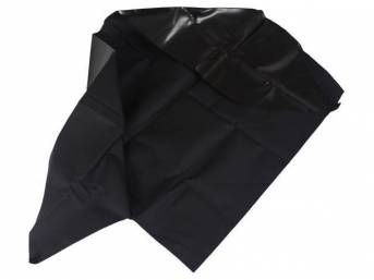Liner, Convertible Well, Black, Repro