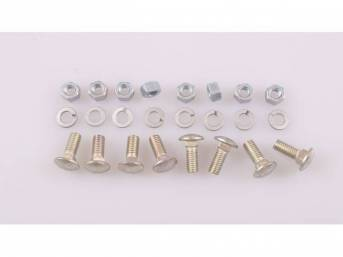 MOUNTING KIT, PAINTED FRONT OR REAR