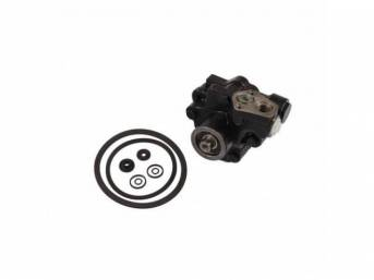 PUMP ASSY, Power Steering, Eaton style, NEW, not