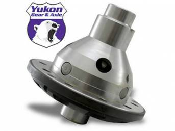 LOCKING DIFFERENTIAL ASSY, Yukon Traction Lock, Ford 8