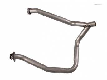Y-PIPE, EXHAUST, 2 INCH
