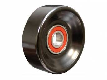 TENSIONER ASSY, BELT IDLER AND PULLEY