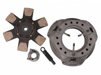 CLUTCH SET, RAM POWERGRIP