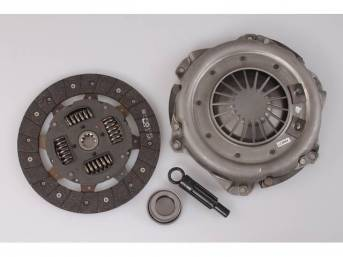 CLUTCH KIT, RAM PERFORMANCE REPLACEMENT, 11 INCH X