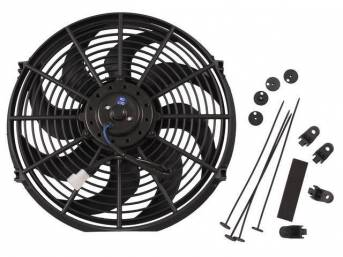 FAN ASSY, ELECTRIC COOLING