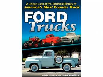 BOOK, Ford Trucks, A unique Look at the