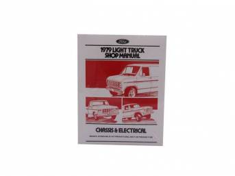 SHOP MANUAL, 1979 FORD TRUCK