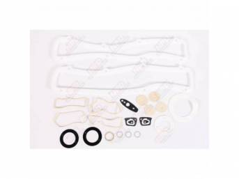 Paint Gasket Kit, Gaskets For Mirrors, Side Markers,