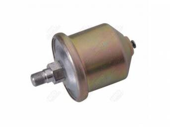 Oil Pressure Switch, With Gauges, 64-85 All Cars