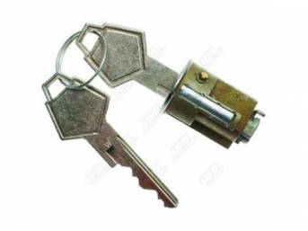 Ignition Lock And Keys
