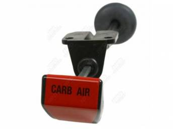 Cable Air Grabber / Ramcharger Hoods Under Dash