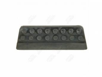 Brake Pedal Pad, Automatic