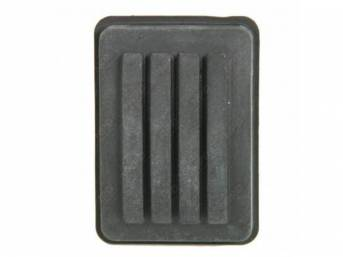 Brake Pedal Pad, Parking