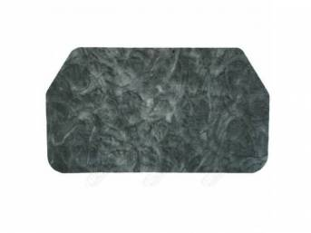Hood Pad, Correct Die Cut Holes For Clips,