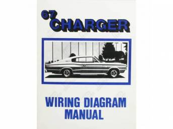 1960-1976 Mopar Restoration Wiring Diagrams Parts - National Parts Depot